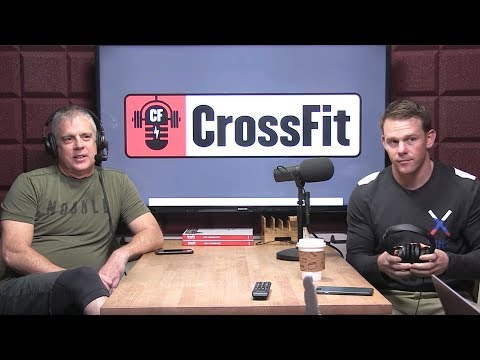 CrossFit Podcast Ep. 18.01: Dr. Bob