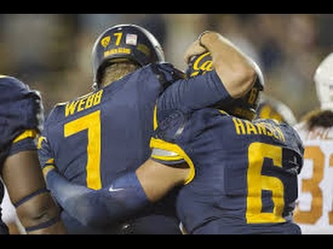 Davis Webb Cal Highlights