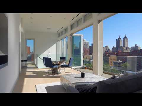 Upper West Side Penthouse - New York, NY