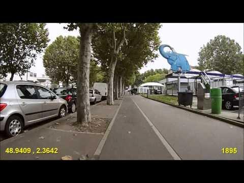Saint-Denis - Parc Georges-Valbon