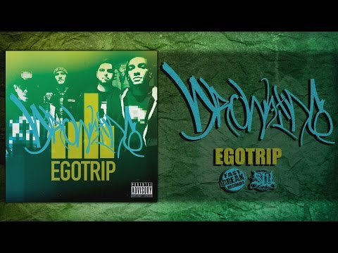 DROWNING - EGOTRIP [OFFICIAL ALBUM STREAM] (2016) SW EXCLUSIVE