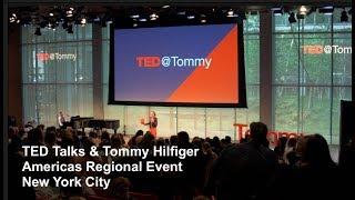 TED Talks & Tommy Hilfiger - Tracey B. Wilson, Host Clips