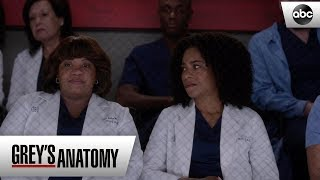 Bailey and Maggie | Grey's Anatomy Season 15 Episode 10