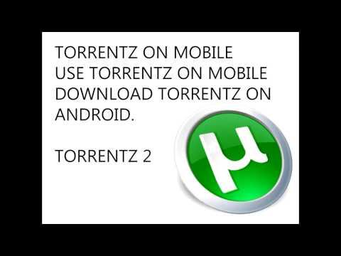 Torrentz on android mobile. Use Torrentz2...