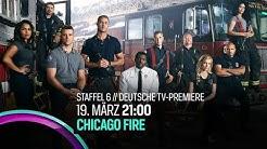 Chicago Fire Staffel 6  | Trailer