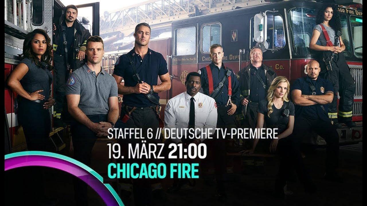 Chicago Fire Staffel 5 Deutschland