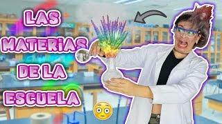 ¡LAS CLASES EN LA ESCUELA! no son lo que parece* - REGRESO A CLASES