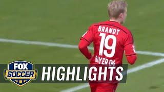 Video Gol Pertandingan Vfb Stuttgart vs Bayer Leverkusen
