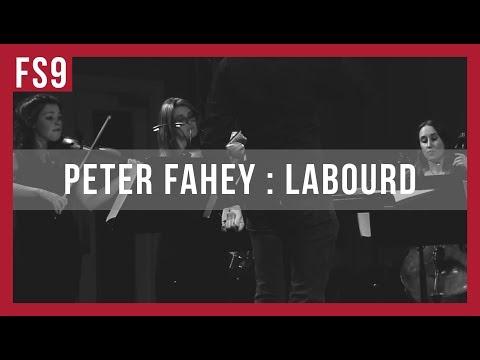 Crash Ensemble Perform : Peter Fahey - Labourd