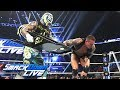 Rey Mysterio attacks Randy Orton with a chair: SmackDown LIVE, Dec. 11, 2018