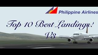 Infinite Flight - Top 10 Best Landings Volume 3
