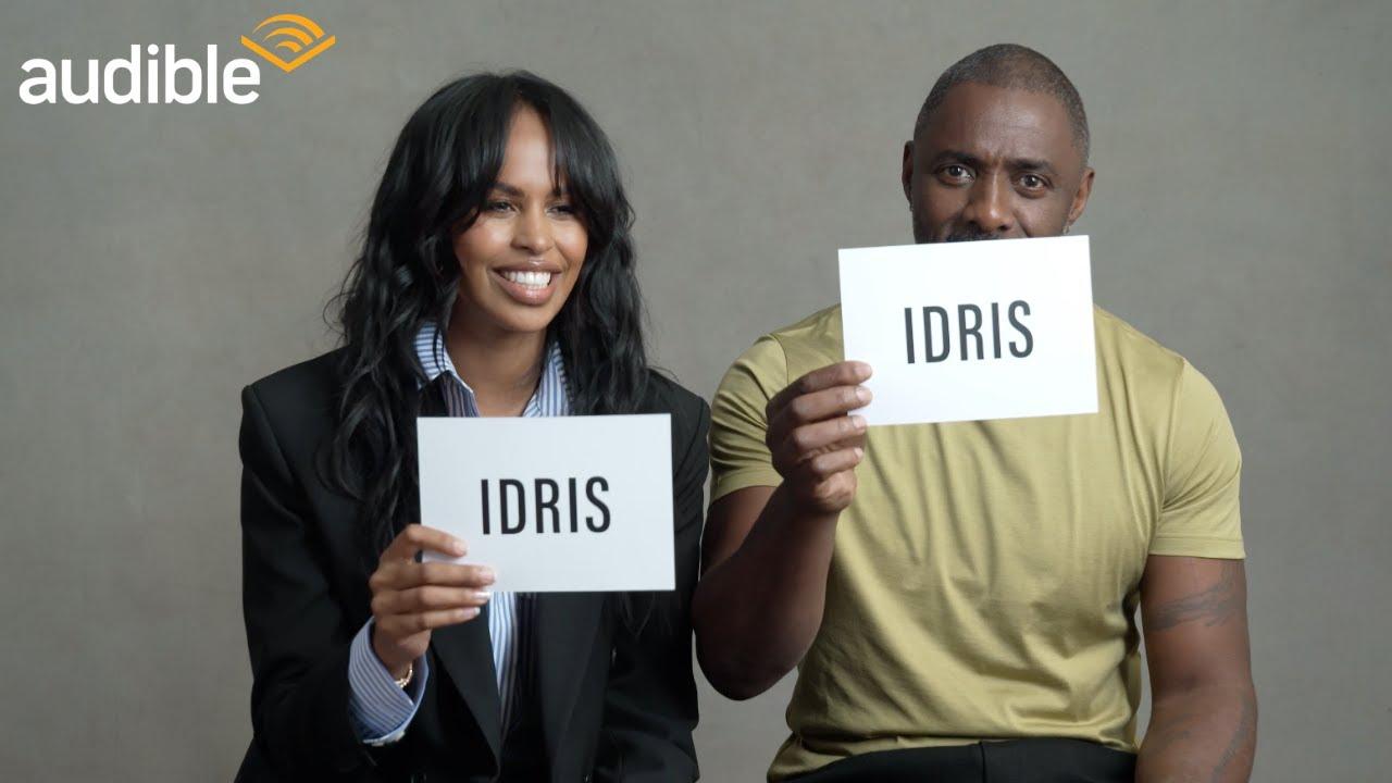 Idris Elba Has 'Massive Anger Tantrums' In His Tumultuous Marriage !?