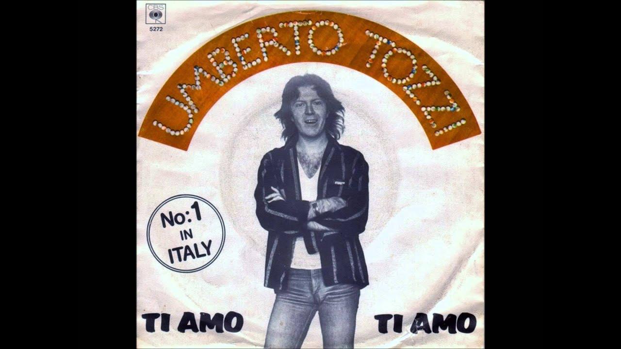 Umberto Tozzi - Te Amo / Olvídate, Olvídame