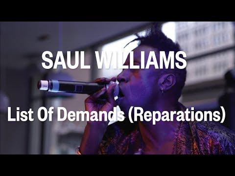 Saul Williams,