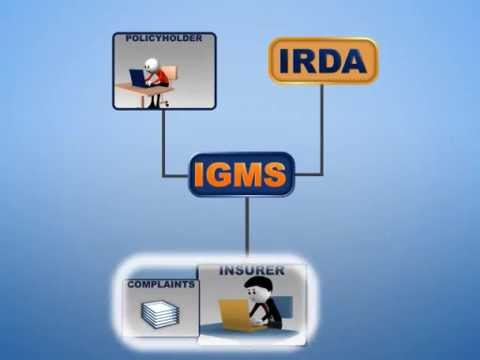 IRDA Integrated Grievance Management System (IGMS)