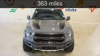 2018 Ford F-150 Raptor Used Cars - Carrollton,TX - 2018-04-08
