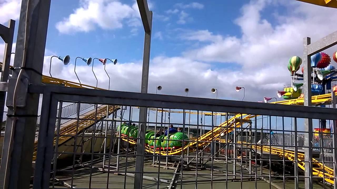 amusement park industry