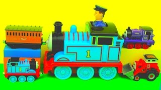 Press & Go Thomas Clarabel Charlie Jack Thomas the Tank Engine FUN SuperFunReviews
