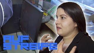 Kameras ausgeschaltet - ein lang geplantes Verbrechen! | Auf Streife | SAT.1 TV