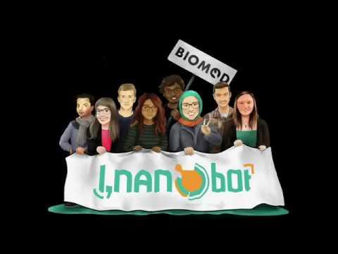 Team I, Nanobot Dresden 2016 BIOMOD