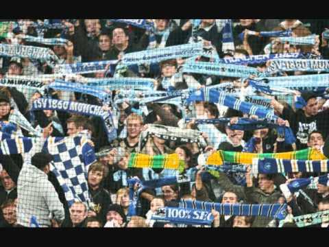 1860 München Hymne - Weiß-Blau TSV