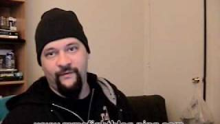 UFC 107 postfight - BJ Penn vs Diego Sanchez