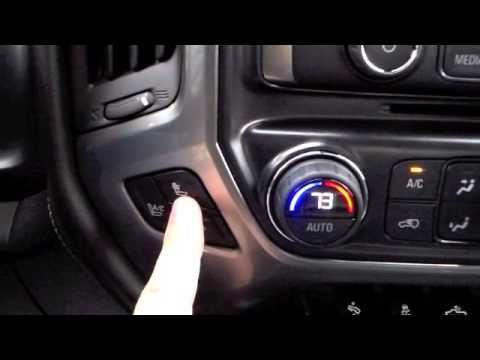 How to use Heated & Cooled Seat Feature in a 2015