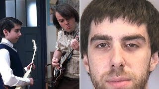 School of Rock Star Reportedly Busted Stealing Four Guitars In Five Weeks