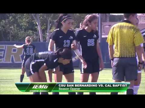 IEMG Sports Weekly : CSUSB vs. Cal Baptist Soccer, Cajon Water Polo, Arroyo Valley Volleyball