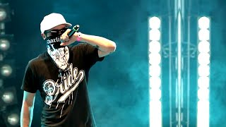 Обложка Hollywood Undead Bottle And A Gun Live Pinkpop 2009