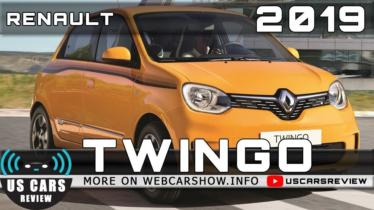 2019 RENAULT TWINGO Review Release Date Specs Prices