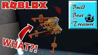 Roblox: Build a Boat for Treasure / Crazy Insane Boat! 🚤