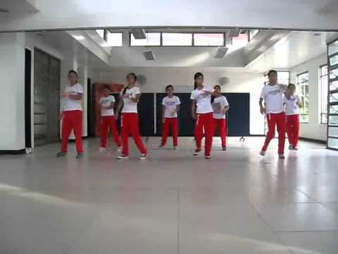 DANCE AEROBICS for Midterm Examination On Physical Education