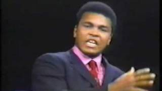 Muhammad Ali talks to William F. Buckley (1968)