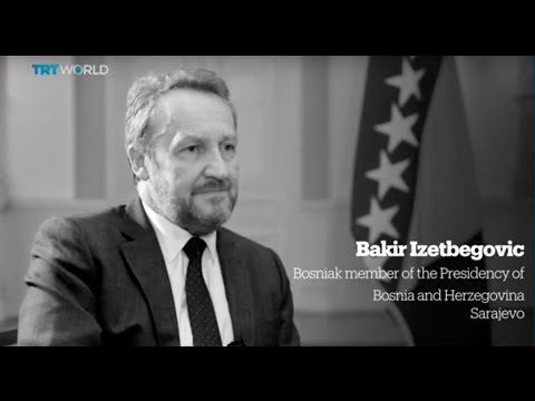 One on One: Interview with Bosnian President Izetbegovic