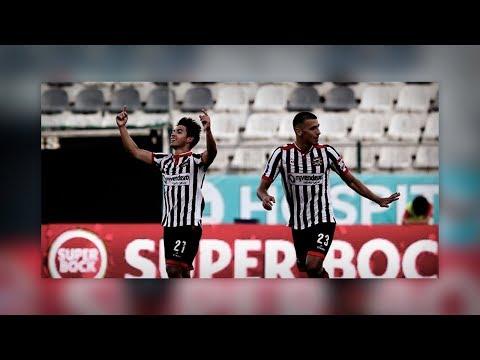 ¡GOLAZO de Jonathan Rubio al GD Estoril Praia con el Varzim SC! - Ledman LigaPro
