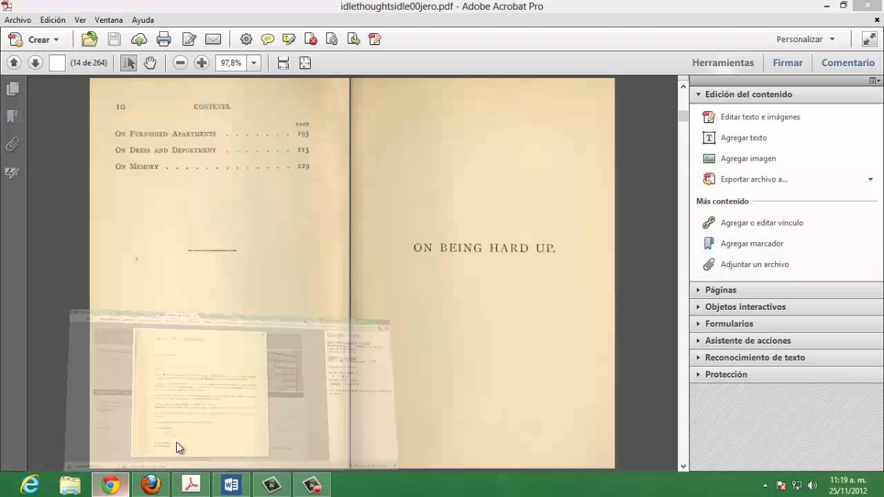 Convertir Imágenes Escaneadas a Documentos Editables - YouTube