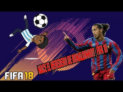 ATLETICO TUCUMAN NACE EL HEREDERO DE RONALDINHO!! | FIFA 18