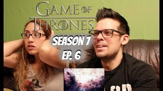 Game of Thrones Season 7 Episode 6  REACTION!
