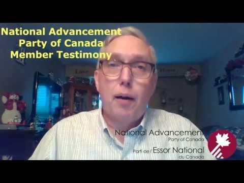 National Citizens Alliance Member Testimony