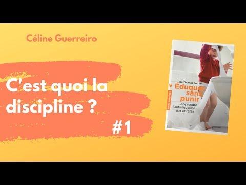 C'est quoi la discipline? vidéo n°1