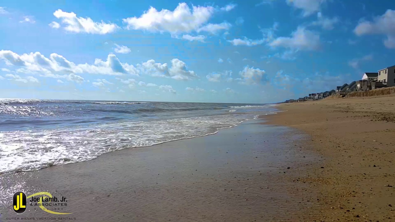 Kitty Hawk Beach Day Outer Banks