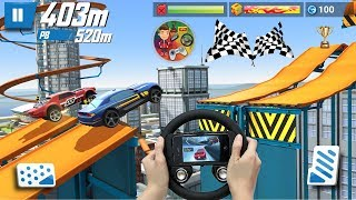 Hot Wheels: Terrain Racing / Hot Wheels: Terrain Racing / Hot Wheels Terrain de course Geländerennen