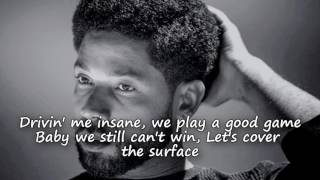 Jussie Smollett - F.U.W. w/ Lyrics