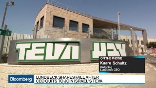 Future Teva CEO Seeks to