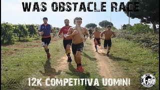 WAS Obstacle Race swamp edition  Latina 21/07/2018