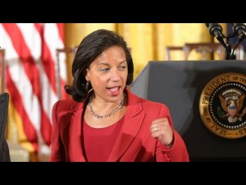Rice asked for Trump transition associates to be unmasked