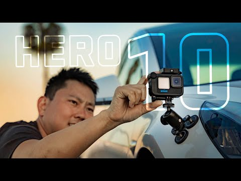 GoPro Hero 10   2x the Power with the new Processor! 5.3k 60