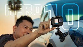 GoPro Hero 10   2x tнe Power with the new Processor! 5.3k 60