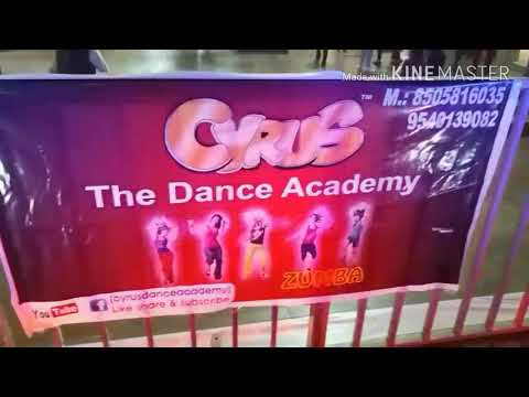 CYRUS THE DANCE ACADEMY //ZUMBA WORKSHOP//PACIFIC MALL